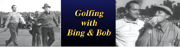 Golfing with Bing and Bob