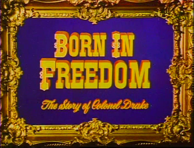 Born in Freedom